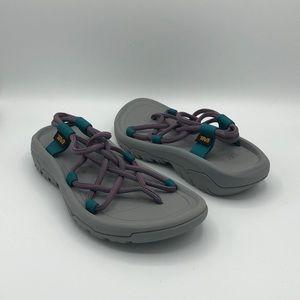 Teva Hurricane Elastic Rubber Sola Sandals